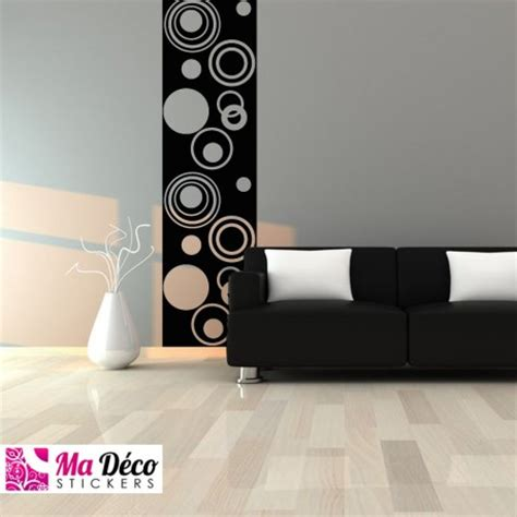 Modele Tete De Lit 946 by Sticker Circles Wallpaper Cheap Stickers Design Discount