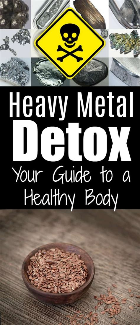 Heavy Metal Cadmium Detox by Heavy Metal Detox Your Guide To A Healthy Ritely