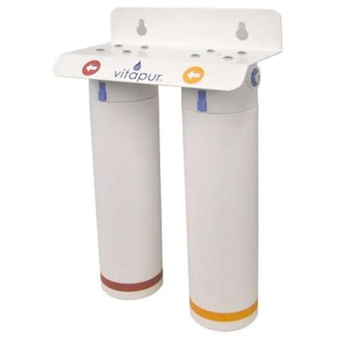 vitapur dual stage water filtration system vfk9 2 the