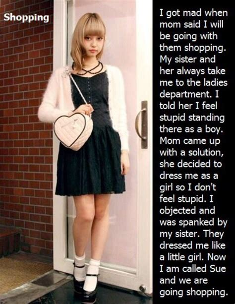 going to salon crossdressed 97 best women s fashion images on pinterest tg captions