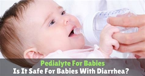 what can i give my for vomiting pedialyte for babies is it safe for babies with diarrhea