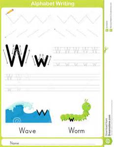 alphabet a z tracing worksheet exercises for kids a4