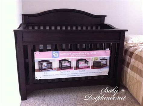 Timber Creek Convertible Crib Oh Baby You Got A New Crib Coderbaby S Journey