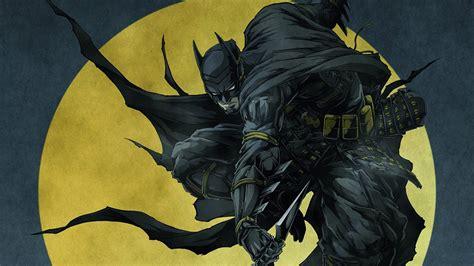 NOTICIA Tráiler de la película de animación 'Batman: Ninja ... Y Logo 3d