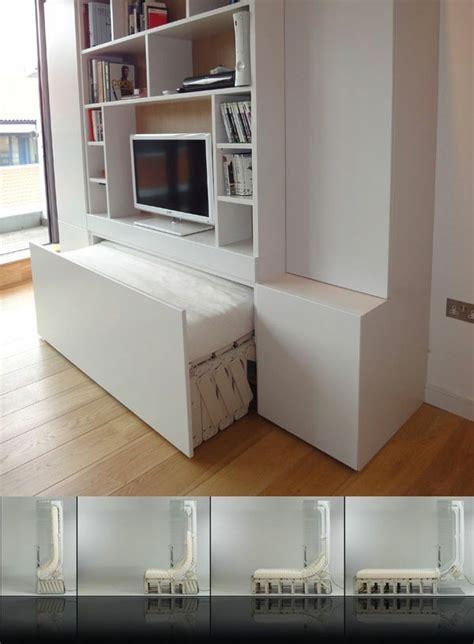 Lit Tele Integre by Comment Gagner De L Espace Pour Un Lit 224 La Maison