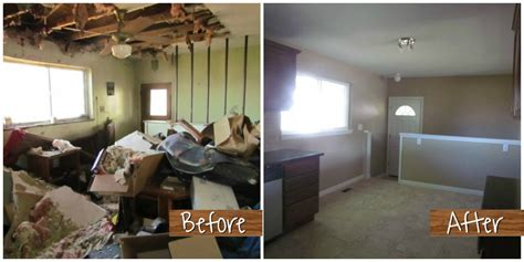 hoarder house before and after the hoarder house rehab video powerhouse properties llc