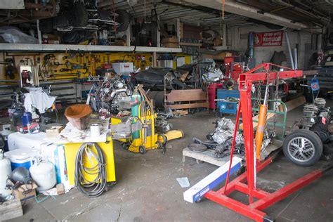car garage size