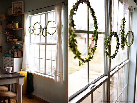 Wreaths In Windows Inspiration Fresh Inspiration Becki Owens