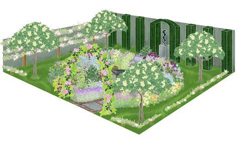 st s hospice garden a modern apothecary rhs
