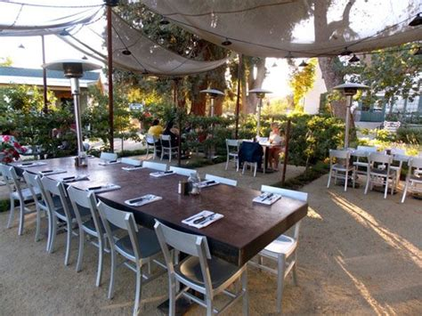 rustic outdoor restaurant patios search rci