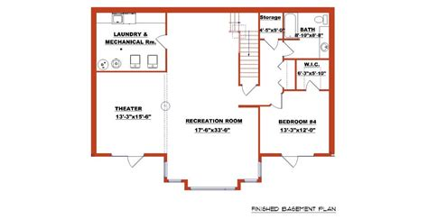 house plans with finished walkout basements house plans with finished walkout basements unique gorgeous inspiration floor plans