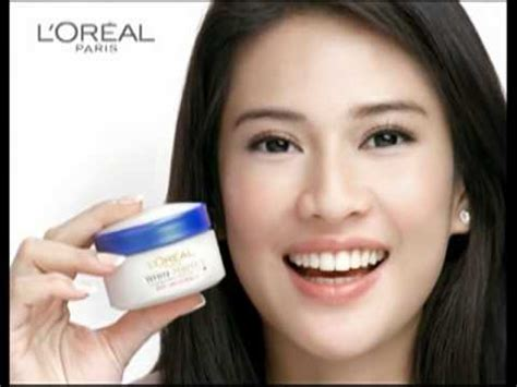 L Oreal Indonesia l oreal white commercial by dian sastro