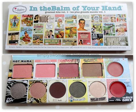 Murah The Balm In Thebalm Of Your Greatest Hits Volume 2 this is another about stuff the balm in
