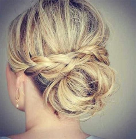 pintrest messy ypdos party hair inspiration 10 gorgeous messy updos from