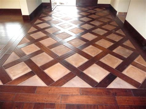 basket weave wood and tile floor searchentry