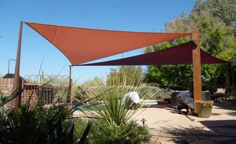 Sail Awnings For Decks by 128 Best Images About Shade Sail Fabric Shades Gardening