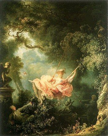 fragonard the swing analysis ap english ghs ap english literature and composition