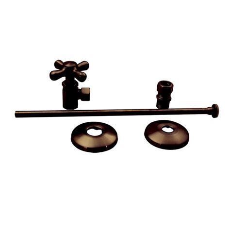 belle foret bf838488 oil rubbed bronze four light bathroom belle foret universal toilet supply kit in oil rubbed