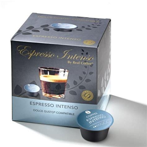 dolce gusto espresso intenso espresso intenso dolce gusto 174 kapslar f 246 r dolce gusto