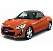 Funky Daihatsu Copen Gets Fully Revealed  Autoevolution