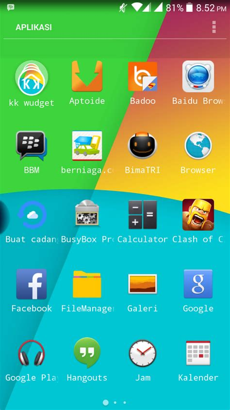 tutorial dodol keyboard holydroid kitkat launcher pack pro