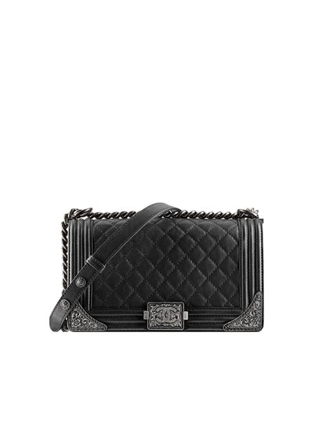 Chanel Boy Hardware Classic 2810 3 chanel boy bags from the pre fall 2014 includes gold hardware bags spotted fashion