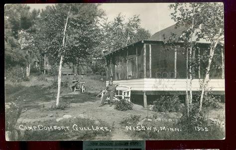 comfort lake mn nisswa mn gull lake c comfort 4 ca 1930s ren