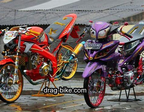 Foto Motor Modifikasi Keren by 51 Foto Gambar Modifikasi Motor Vixion Keren Terbaik