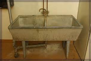 basement sink system what would you do basement utility sink poly or ss