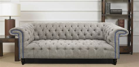 Cloth Chesterfield Sofa Fabric Chesterfield Sofa Singapore Refil Sofa