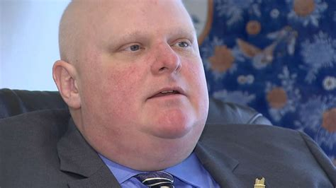 rob ford former mayor rob ford has died family says
