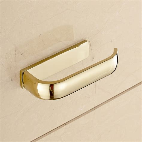 toilet paper roll holder 3 colors kitchen toilet paper holder brass wall mounted