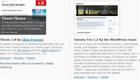 changing themes on wordpress wordpress themes what is a theme and how do i change themes