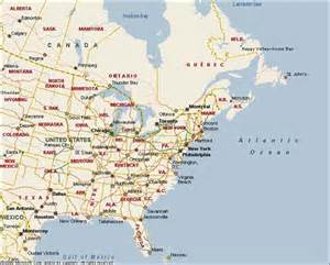 east america map map of eastern america images