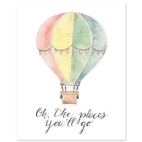 oh the places you ll go tattoo 1000 ideas about air balloon on