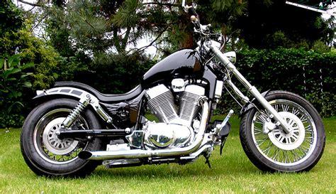 Suzuki Motorrad Geschichte by Suzuki Intruder Vs1400 Bikergeschichte Von Trude Heute