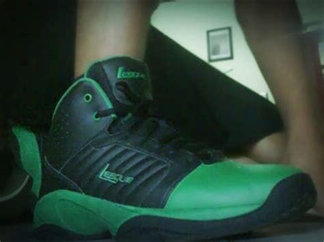 Sepatu Basket League Hoopster 2 slamet riyadi sepatu basket league runner