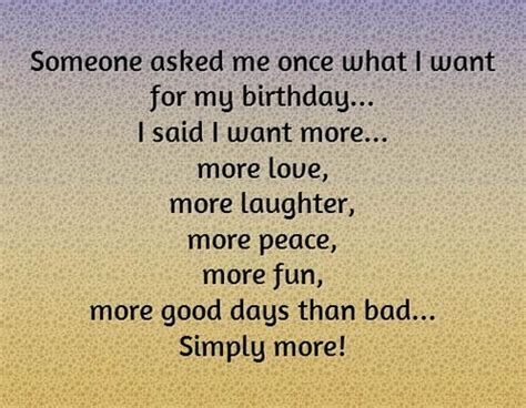 Quotes For My Birthday