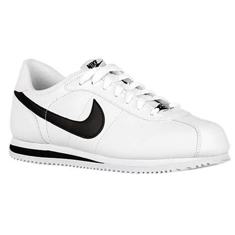 imagenes tenis nike cortez nike cortez men s running shoes white black