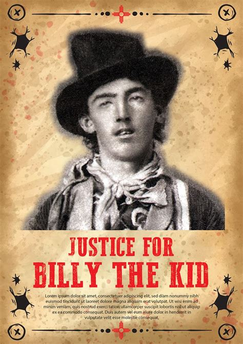 Justice For Billy justice for billy the kid home