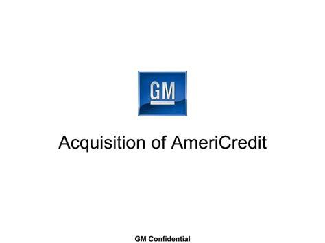 motor finance corp general motors financial company inc form 8 k ex 99