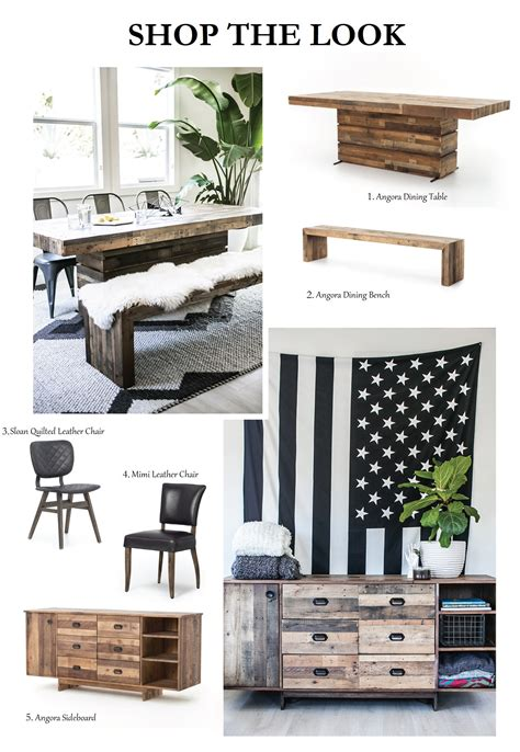 shop the look reclaiming the modern zin home