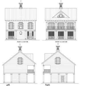 house plans with observation room beach house plan with observation room 5572br 1st floor master suite beach cad available