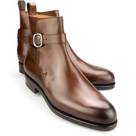 handmade jodhpurs brown ankle boot fashion ankle