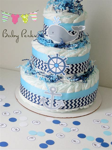 Sailboat Centerpieces Baby Shower by Nautical Baby Shower Centerpieces Nautical Cake