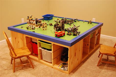 Lego Building Table With Storage by Lego Table Tp5k Style