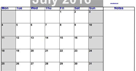 Printable Calendar 2016 Trackid Sp 006 | july 2016 blank calendar to print 2016 blank calendar