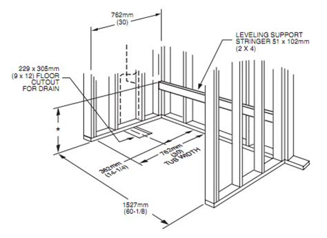 bathtub framing installing a bathtub plumbing help