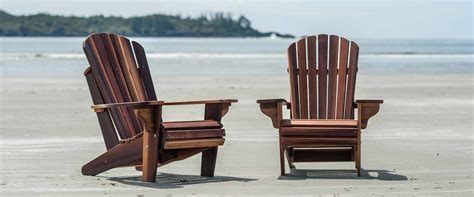 adirondack couch adirondack chairs on beach