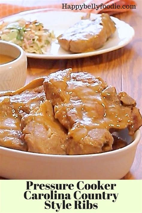 country style ribs pressure cooker recipe 17 best images about pressure cooker recipes on